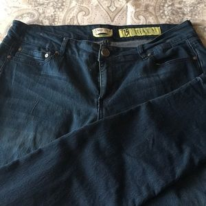 Indigo Rein sz 15 in perfect condition skinny jean